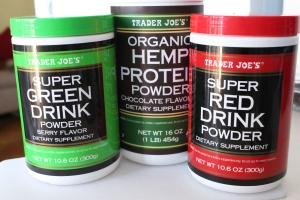 TJ's powders