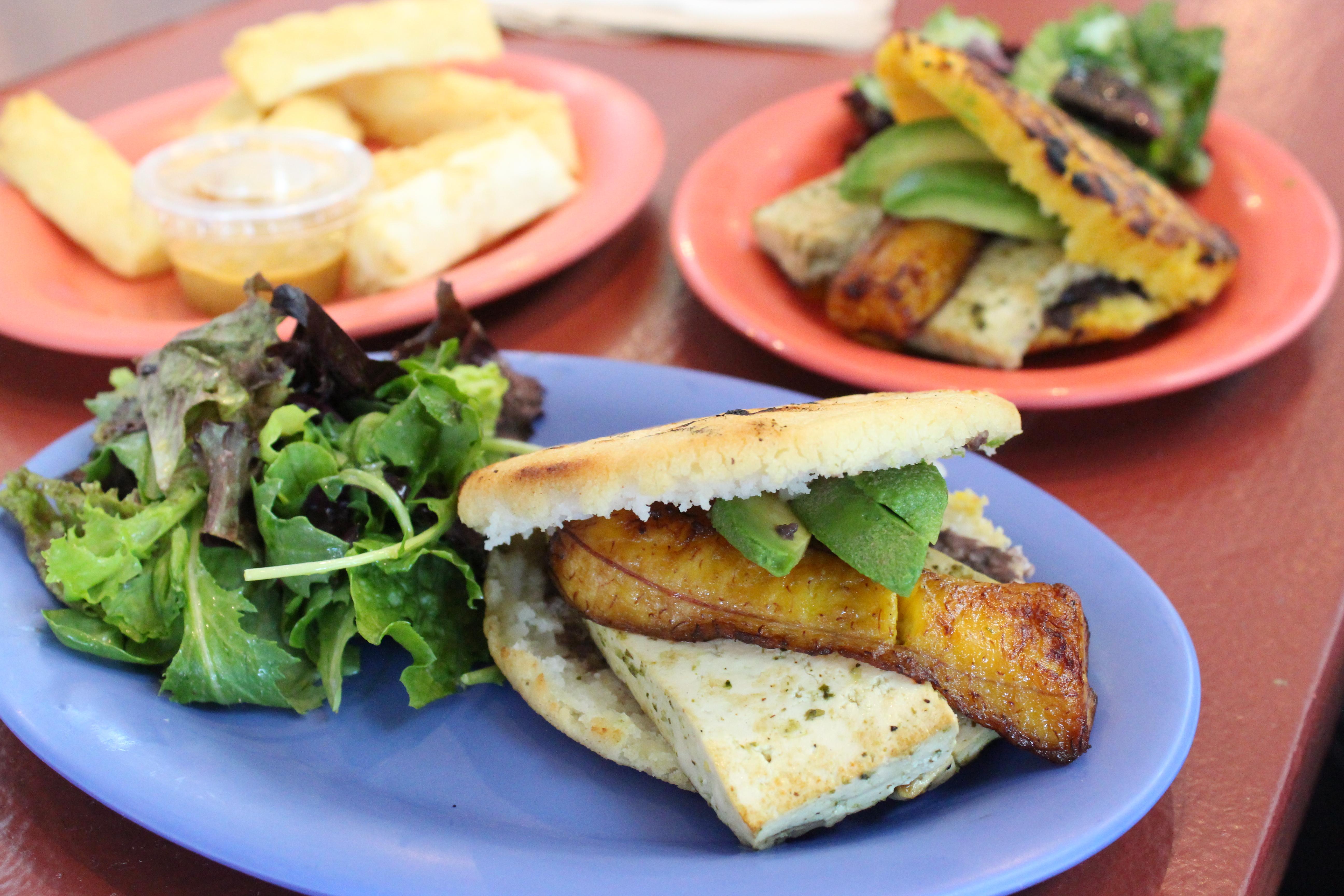 Pica Pica Maize Kitchen Napa Ca Girl Eats Greens