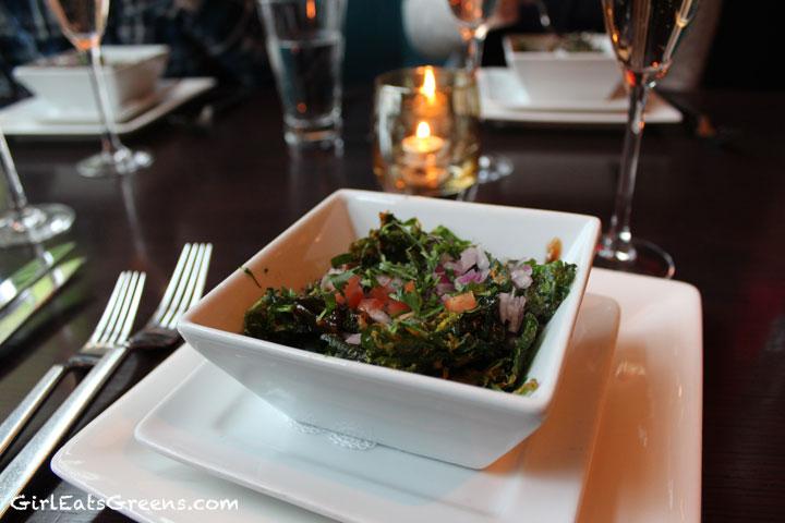vegan tasting menu washington dc