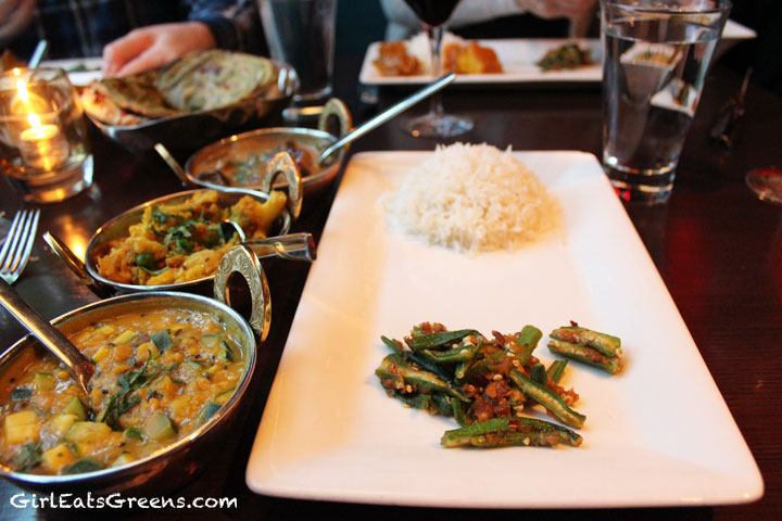 vegan tasting menu rasika washington dc