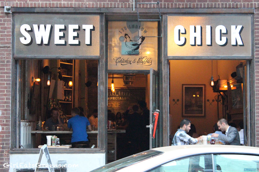 Sweet Chick Restaurant Nyc