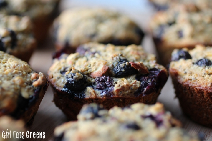 Blueberry Super Power MuffinsGirl Eats Greens_0014