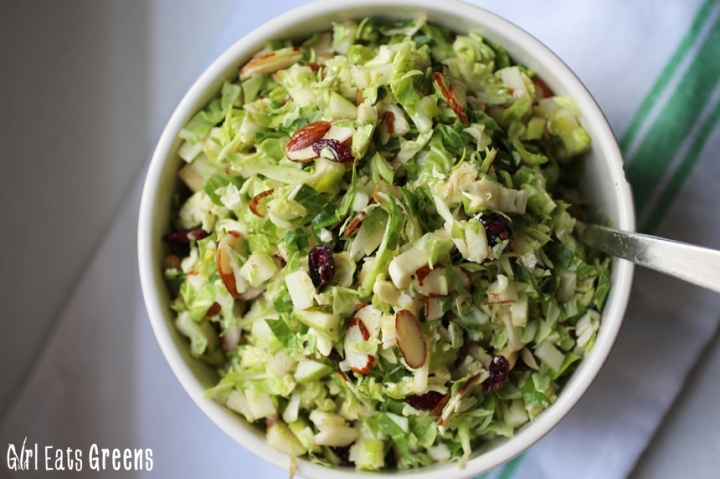 Brussels Sprout and Green Apple Slaw Vegan Girl Eats Greens_0006