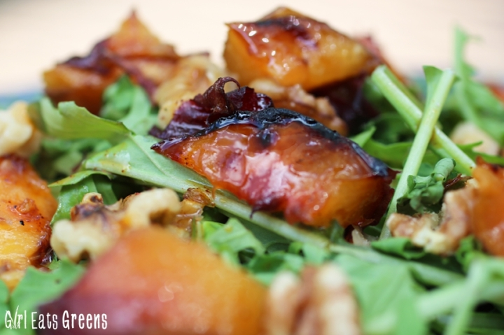 Grilled Peach Salad with Chili Lime Dressing Vegan Girl Eats Greens_0015