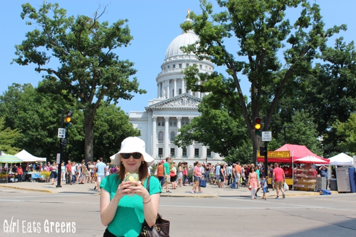 Madison Wisconsin Farmers Market Girl Eats Greens_0036