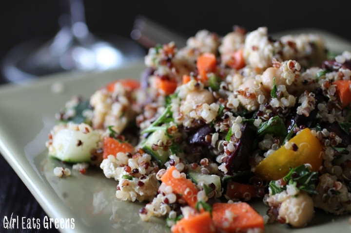 Mediterranean Quinoa Salad Vegan Girl Eats Greens_0015