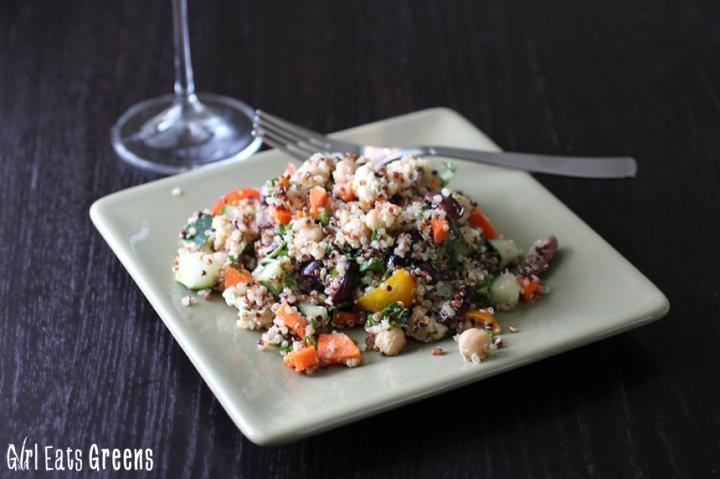 Mediterranean Quinoa Salad Vegan Girl Eats Greens_0016