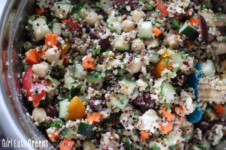 Mediterranean Quinoa Salad Vegan Girl Eats Greens_0020