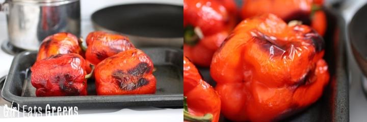 Roasted Red Pepper Walnut Spread Dip Vegan Girl Eats Greens_0010