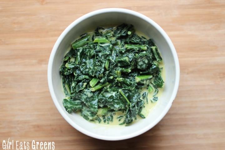 Coconut Curry Creamed Kale Gluten Free Vegetarian Vegan Girl Eats Greens_0020