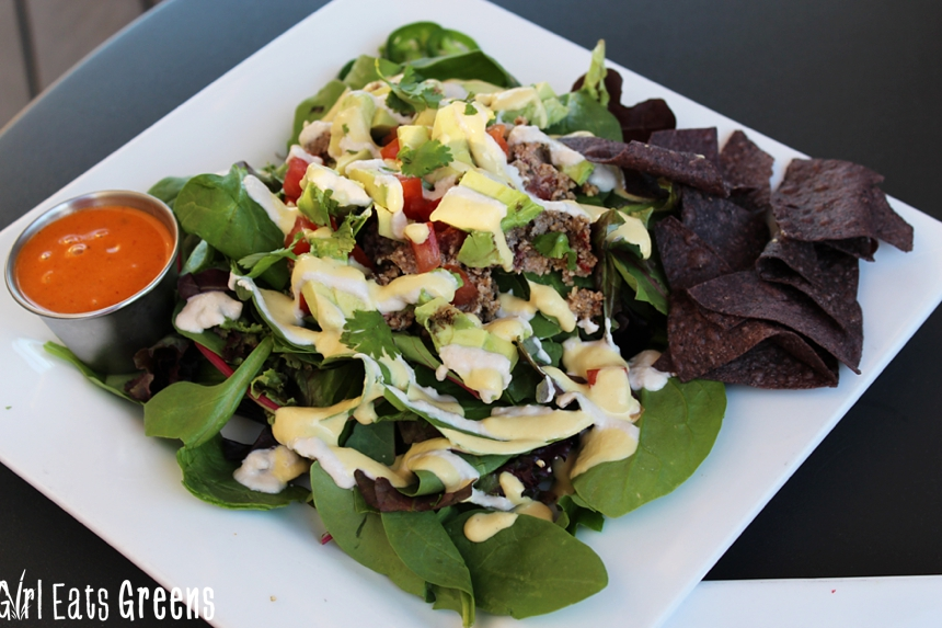 Travel Tuesday: Cafe Eats in Fort Lauderdale, FL | Girl Eats Greens
