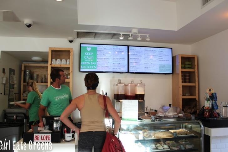 Green Bar Kitchen Fort Lauderdale Florida Vegan Girl Eats Greens