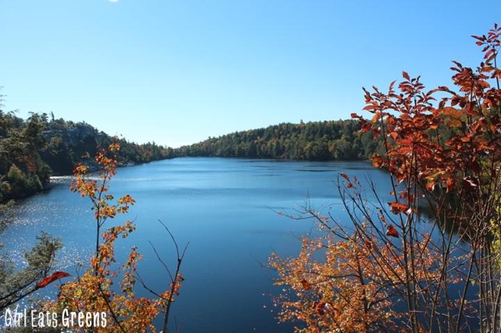 New Paltz New York NY Minnewaska State Park Hiking Girl Eats Greens_0012