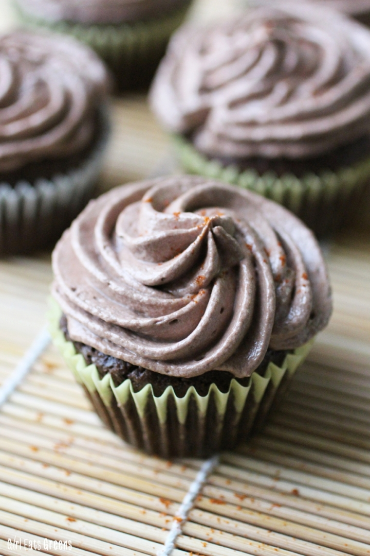 Mexican Chocolate Cupcakes Gluten Free Vegan Girl Eats Greens_0019
