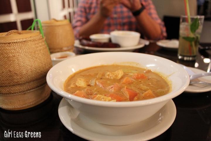 Thai Esane Nashville Tennessee Restaurant Vegetarian Vegan Girl Eats Greens_0015