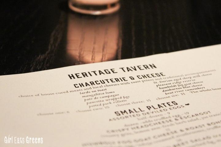 Heritage Tavern Madison Wisconsin Dinner Vegan Vegetarian Girl Eats Greens_0019