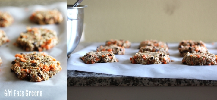 Magic Cookie Carrot Oat Pecan Coconut Vegan Vegetarian Girl Eats Greens_0022