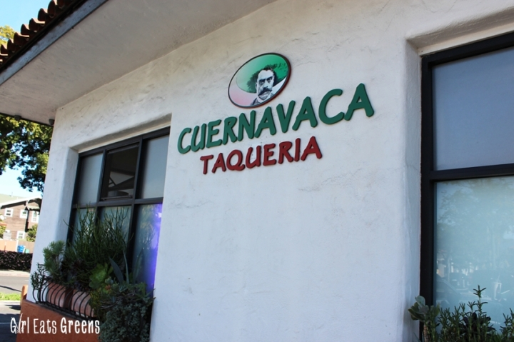 Cuernavaca Taqueria Santa Barbara California Tacos Vegan Vegetarian Girl Eats Greens_0010