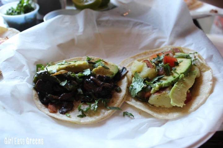 Cuernavaca Taqueria Santa Barbara California Tacos Vegan Vegetarian Girl Eats Greens_0018