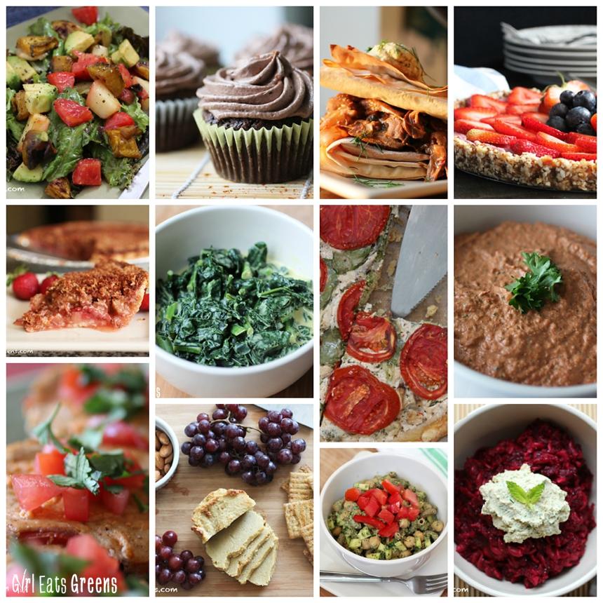 12 Vegan Recipes To Win Easter Brunch