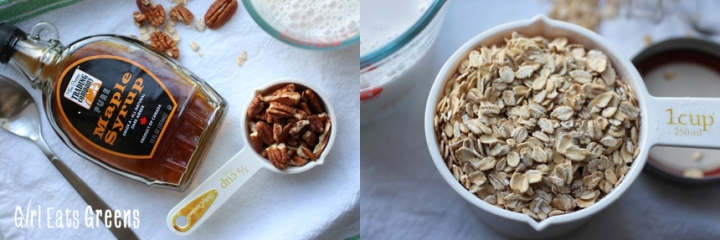 Maple Pecan Overnight Oats Gluten Free Vegan Vegetarian Girl Eats Greens_0011